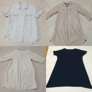 私服の制服化トップス
