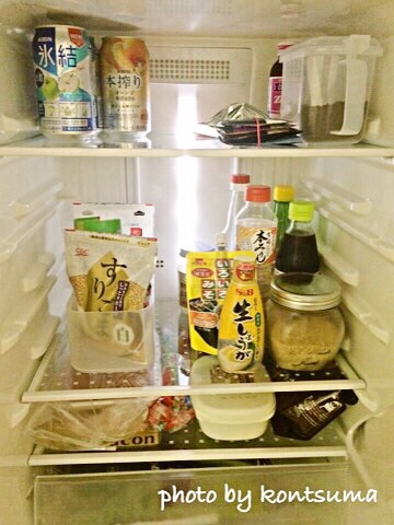 冷蔵庫 アフター