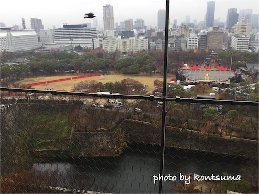 西の丸庭園 大阪城