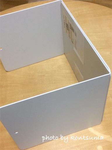 簡易 机上台 無印良品 仕切板