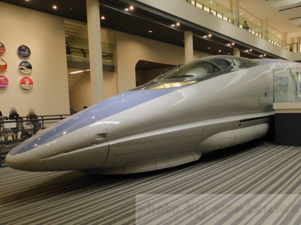 京都鉄博500系